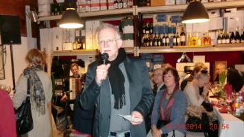 Hans-Ulrich Pfaffmann, Vorsitzender der Münchner SPD